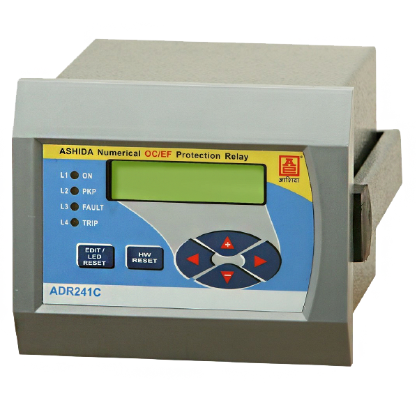 Adr239b Line Protection Relayon Relay House Substation Control Panel